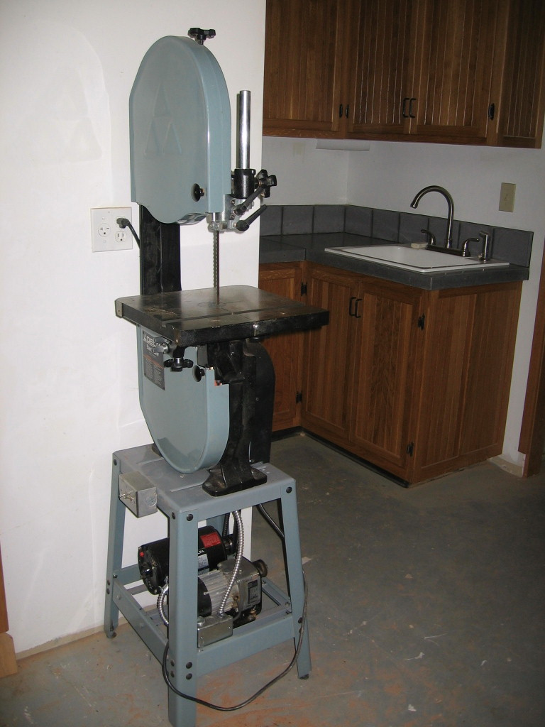 Modified Delta Bandsaw