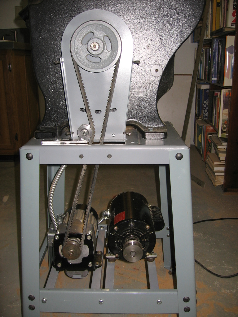 Delta Bandsaw--two motors for wood/metal cutting